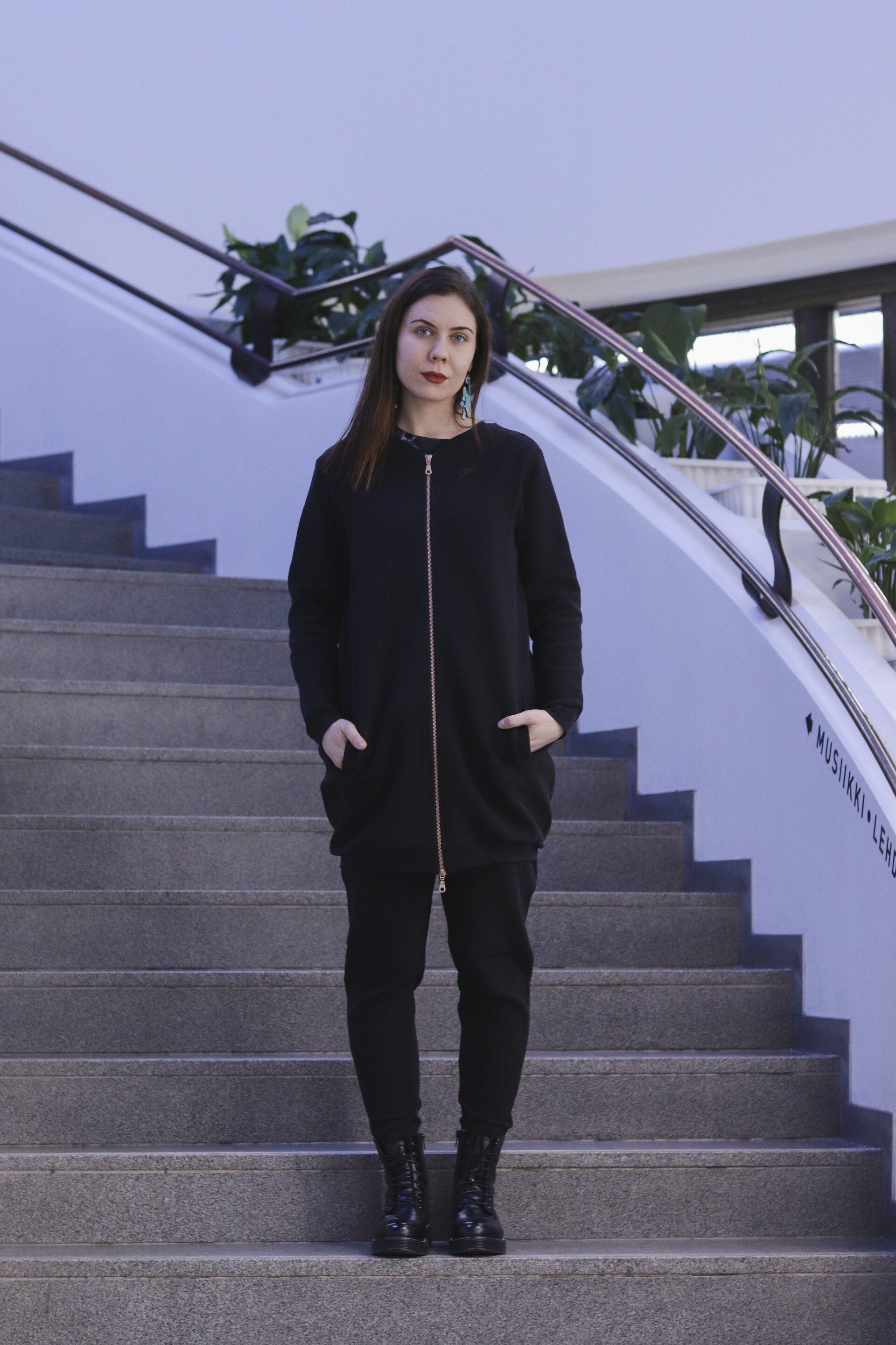 Aarre Samira Bomber Jacket, Struck | Naisten takit | Kure