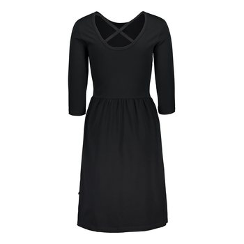 Kaiko Clothing Cross Dress, Black