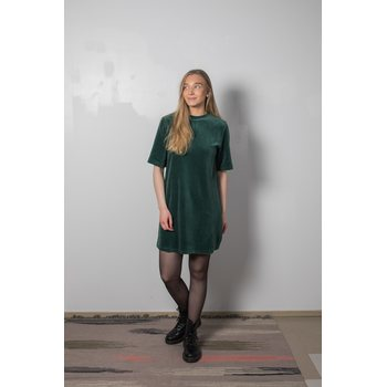 MORICO Juniper Dress, Pine