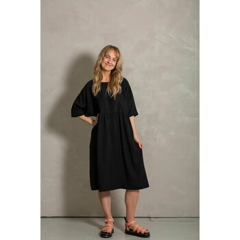 MORICO Moon Dress, Black