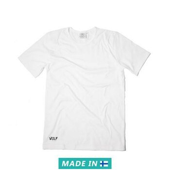 Wulf & Supply Essential White Tee