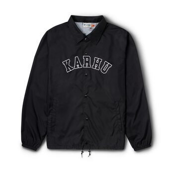 Karhu Worldwide Coach Jacket, Black