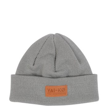 VAI-KØ Kiva 2.0 Kids Beanie, Light Gray