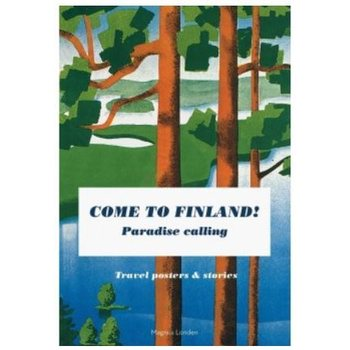 Come To Finland Paradise Calling Pokkari, ENG