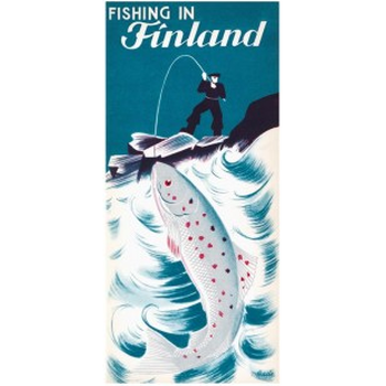 Come To Finland Fishing in Finland, A4