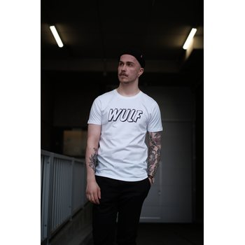 Wulf & Supply Wulf Tee 3.0, White