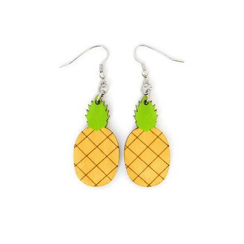 SiruCollection Piney-earrings