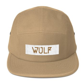 Wulf & Supply Wbar Five Panel Cap, USEITA VÄREJÄ