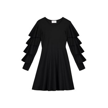 R/H Studio Blues Dress Bambu, Black