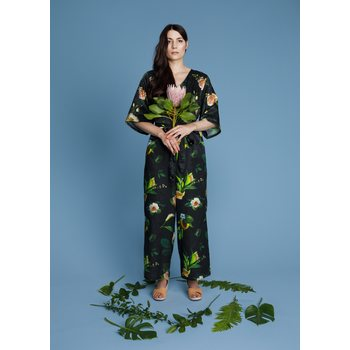 Uhana Design Winter Garden Jumpsuit