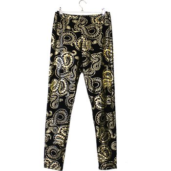 Jatuli Bellamy leggings, Golden vipers