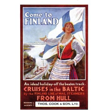 Come To Finland Off the Beaten track: Come to Finland A4