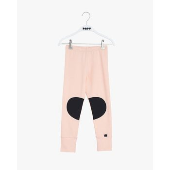 Papu Design PATCH LEGGINGS, Paris Pink/Black