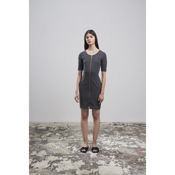 R/H Studio Zip Dress