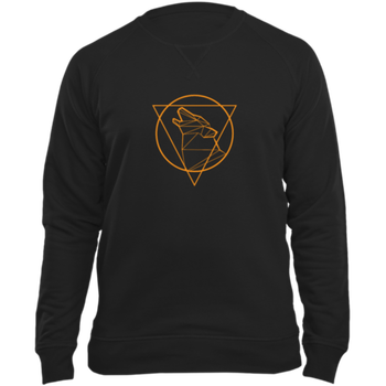 Wulf & Supply Beast Triangle Sweater, Black