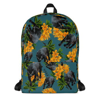 Wulf & Supply Concrete Jungle Backpack