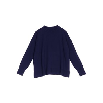 Aarre Sabrina Knitted Sweater, Blueberry