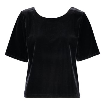 Uhana Design Era Top, Velvet Black