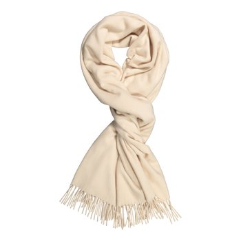 Uhana Design Frost Scarf, Beige, One size
