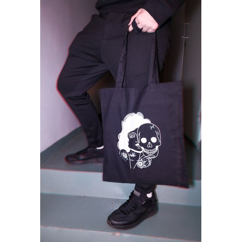 Wulf & Supply BEAST BEHIND THE PRETTY FACE TOTE